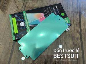 Dán màn hình Galaxy Note 10 Plus - BESTSUIT (dẻo trong, full)